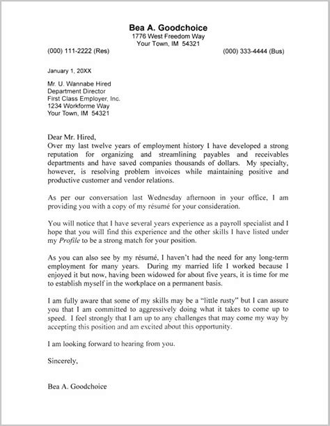 cover letter exles of assistant sle cover letter for resume accounting assistant