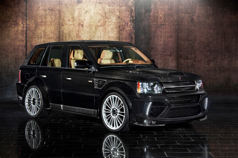 mansory range rover mansory range rover sport car tuning