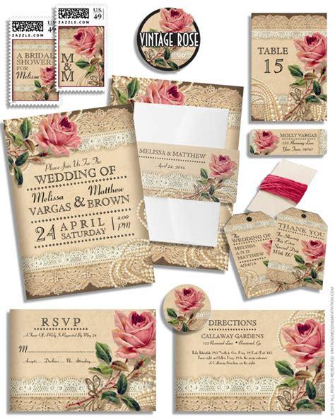 crear imagenes retro online invitaciones de boda vintage para una ceremonia retro
