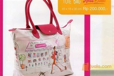 Tas Jelly Mate N90 Semi Ori Import tote bag tupperware denpasar jualo