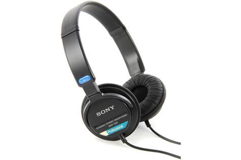 Headphone Original Sony Mdr 7502 Profesional Studio Monitor sony mdr 7502 professional studio headphones hr