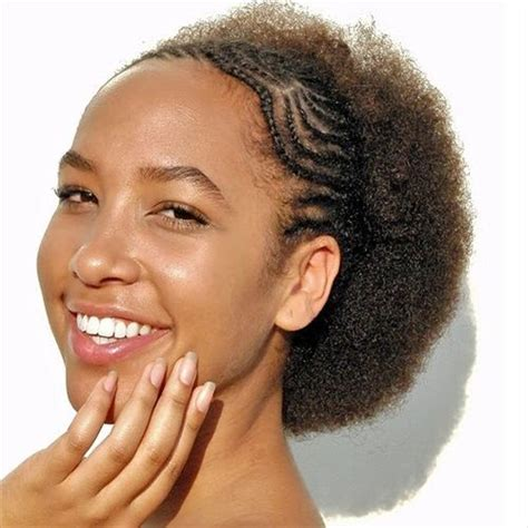 Afro Puff Hairstyles by Afro Puff Hairstyle Photo Gallery Hairstyle 2013