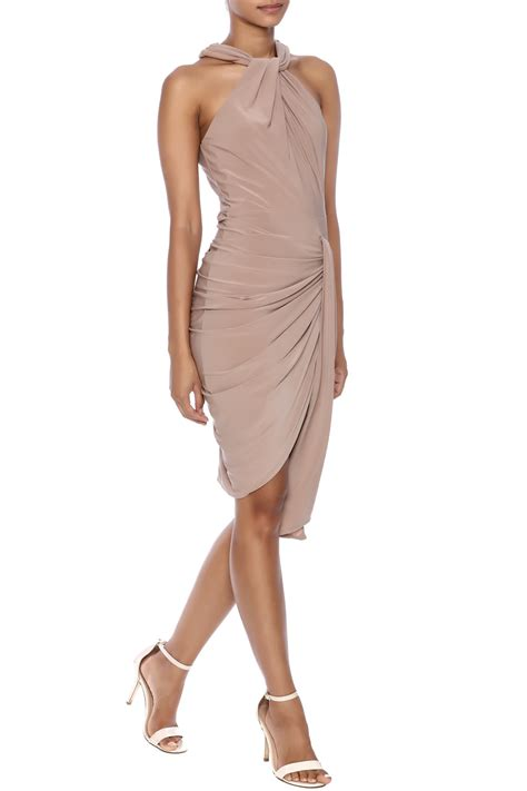 drape front dresses mustard seed drape front dress from manhattan by dor l dor