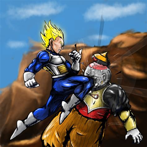 vegeta vs android 19 vegeta vs android 19 by averymoneco on deviantart