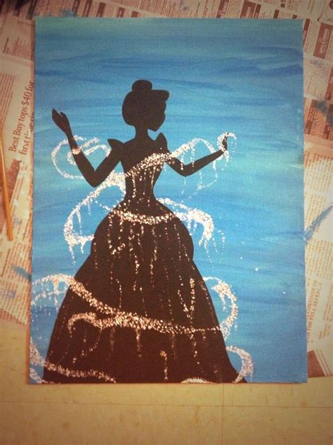 cinderella painting princess cinderella rj s amazing entertainment llc