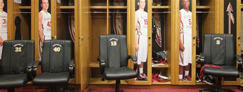 fsu rooms custom locker room furniture sports furniture