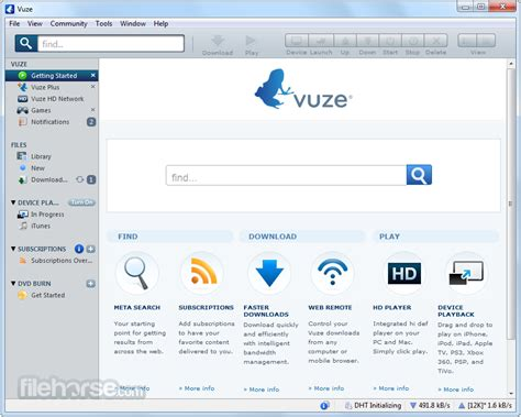 Azureus Vuze Search Templates Azureus Vuze Free Download Vuze Templates 28 Images Vuze Torrent Vuze Templates 2018