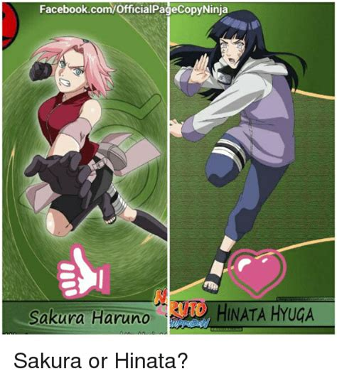 Sakura Memes - 25 best memes about hinata hyuga hinata hyuga memes