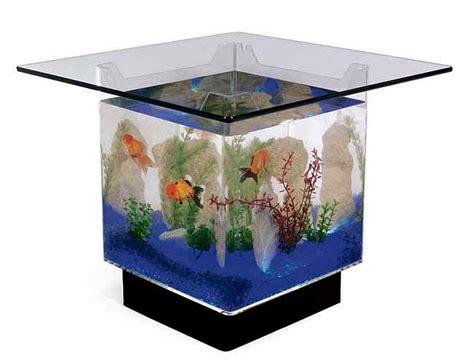 midwest tropical 25 gallon aqua coffee table aquarium tank novelty aquariums as part of the d 233 cor the york times