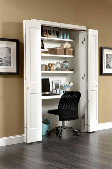 Space Saving Ideas Home Office Door Ideas