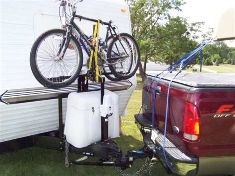 Bike Rack For Back Of Travel Trailer by Rv Net Open Roads Forum Travel Trailers Bike Rack For