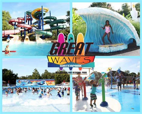 party venues in alexandria va 543 party places 6 for great waves waterpark weekday afternoon admission