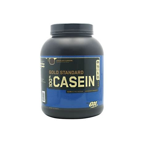Protein Casein Optimum Nutrition 100 Casein Protein