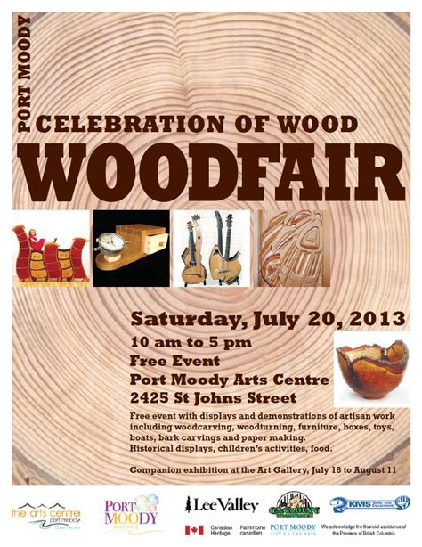woodworking exhibitions pomo s wood fair features an indoor exhibition outdoor