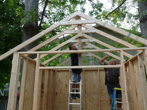 build your own storage shed 8