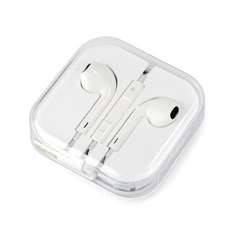 Sale Apple Original Headset Earphone With Mic And Volume wholesale earphone headset with remote mic for iphone 5