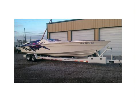 used deck boats for sale louisiana power play 33 sport deck in louisiana power boats used