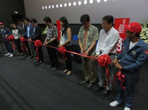 cgv di bandung cgv blitz cinema kini hadir di istana bec bandung