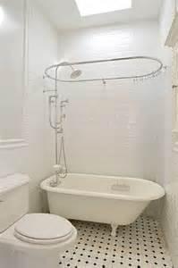 Clawfoot Tub Bathroom Design Clawfoot Bathtub With Shower 171 Bathroom Design