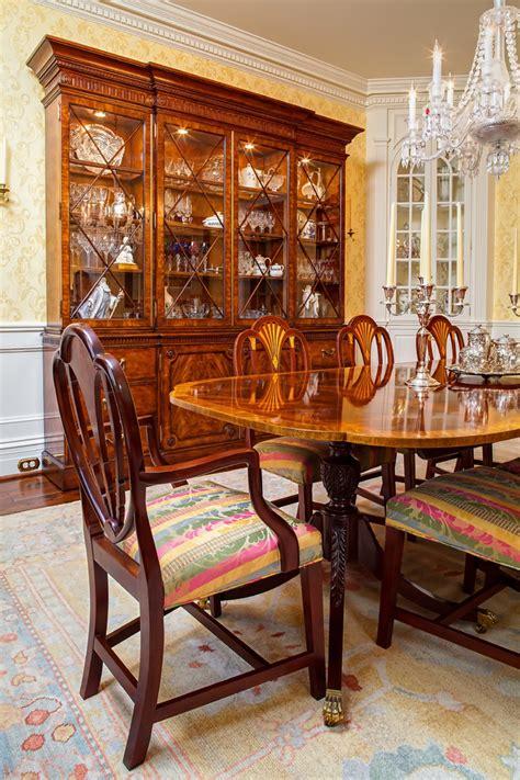 traditional home victorian dining room atlanta