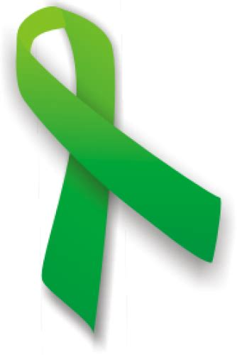 depression ribbon color awareness ribbons