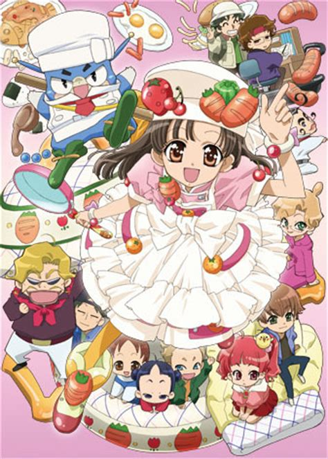 anime cooking idol crunchyroll forum anime 2009 list