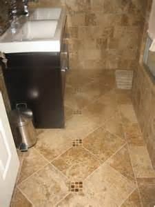Tile Floor Designs For Bathrooms Small Tiled Bathroom Bathroom Tile