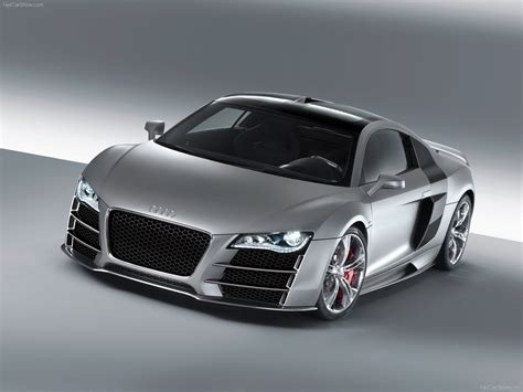 V12 Audi by The New V12 Audi R8 Car Tuning