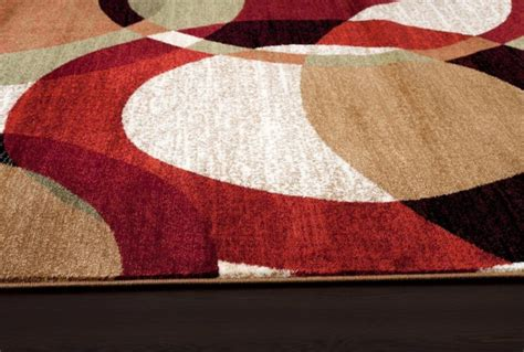 burgundy  brown area rug home design ideas