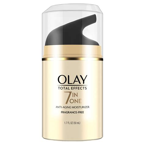 Olay Total Effects olay total effects 7 in 1 moisturizer plus
