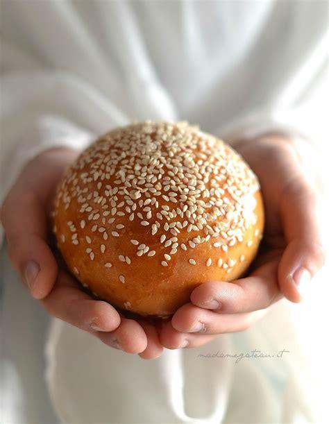 ricetta per hamburger fatti in casa burger buns panini per hamburger fatti in casa madame
