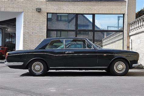 rolls royce corniche coupe avis rolls royce corniche coup 233 1968 par beji motorlegend