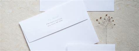 Wedding Address Website by Return Address Wedding Etiquettereturn Address Wedding