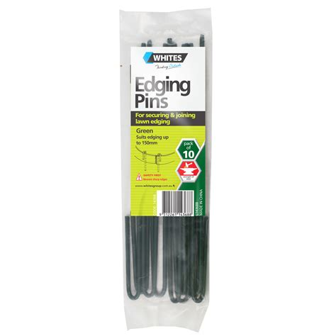 Landscape Edging Pins Edging Pegs Stakes Edging Pins