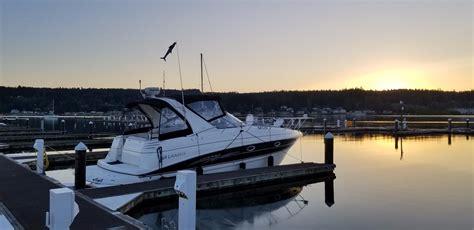 larson  cabrio power boat  sale wwwyachtworldcom