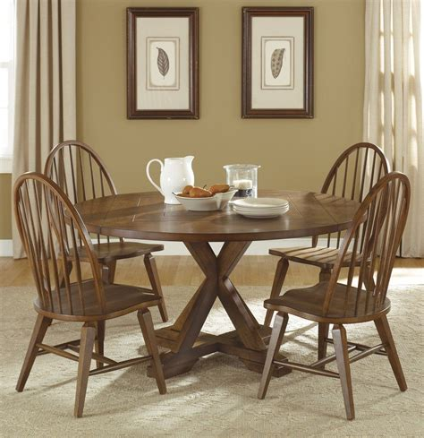 round dining sets round dining room sets with leaf marceladick com
