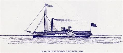 steamboats and sailors of the great lakes great lakes books series books view lake erie steamboat indiana 1841 maritime history