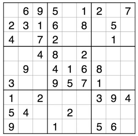 printable sudoku puzzles level 1 of 8 the fourth estate sudoku puzzle