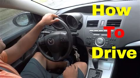 Auto Mit Automatik by How To Drive An Automatic Car Tutorial For Beginners