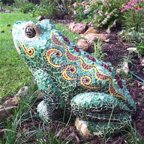 Richards Lawn And Garden by Mosaic Concrete Lawn Sculptures How To Mosaic