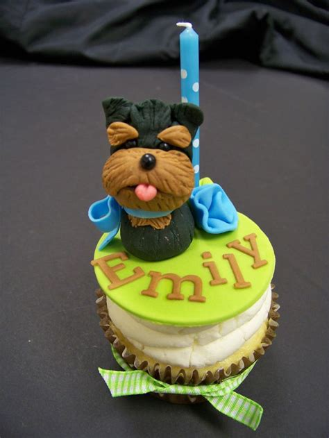how to make yorkie cupcakes the 53 best images about yorkie cakes cupcakes and pops on cake central