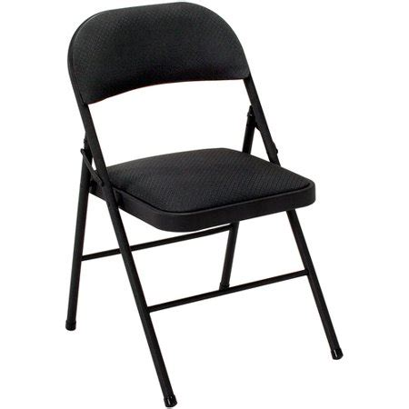 cosco deluxe folding chair set   walmartcom