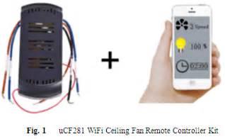 Wifi Ceiling Fan Switch Smart Home Wifi Ceiling Fan Speed Receiver Buy