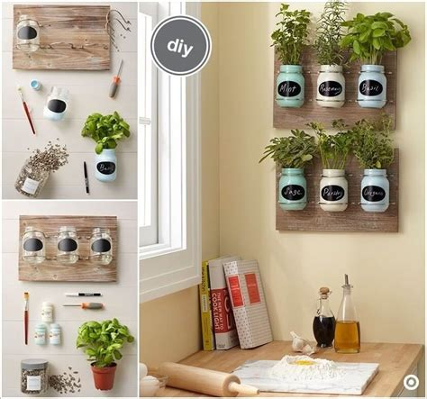 Kitchen Herb Garden Ideas 10 cool and creative diy projects for your kitchen