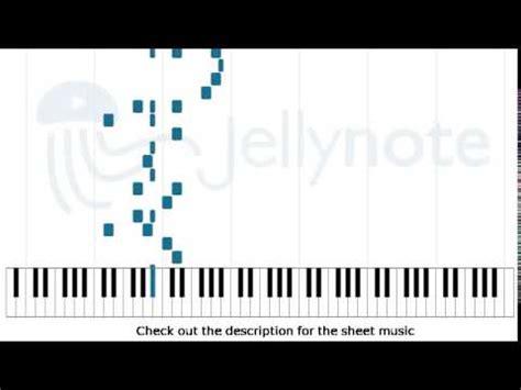 theme song quincy et si tu n existais pas joe dassin piano sheet music