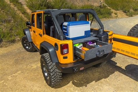 Jk Drawer System by Jeep Jk Arb Outback Solutions Drawers