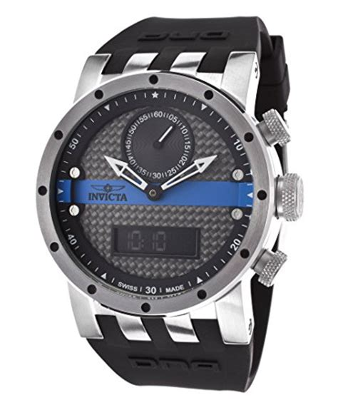 invicta s 12462 dna analog digital display swiss