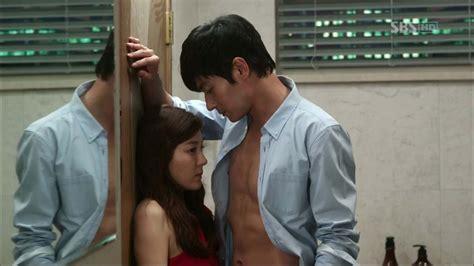 hot kiss scene in bedroom korean drama a gentleman s dignity episode 6 187 dramabeans korean drama