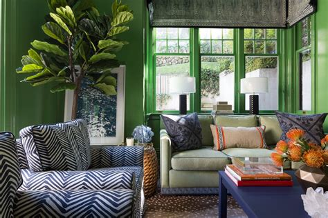 color interiors 15 bold interior paint hues for your home curbed