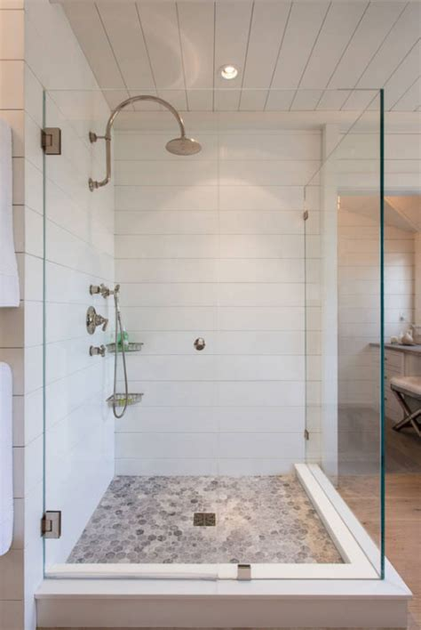 walking home design inc 27 walk in shower tile ideas that will inspire you home